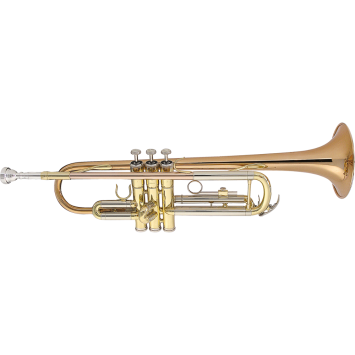 RRB Trompete 506-3 Goldmessing