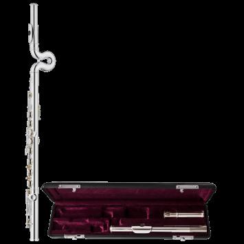 JUPITER JFL700WRXE C-Waveline Querflöte mit Extension Kit
