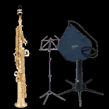 RRB 146-1 Sopransaxophon Einsteiger-Set