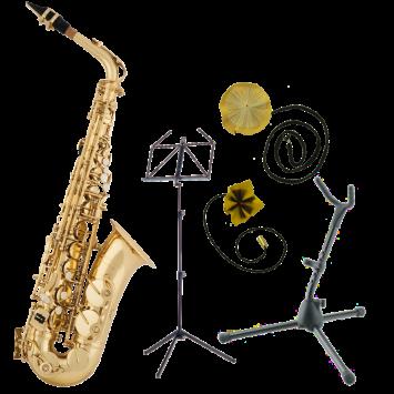 RRB 146-3 Altsaxophon Einsteiger-Set