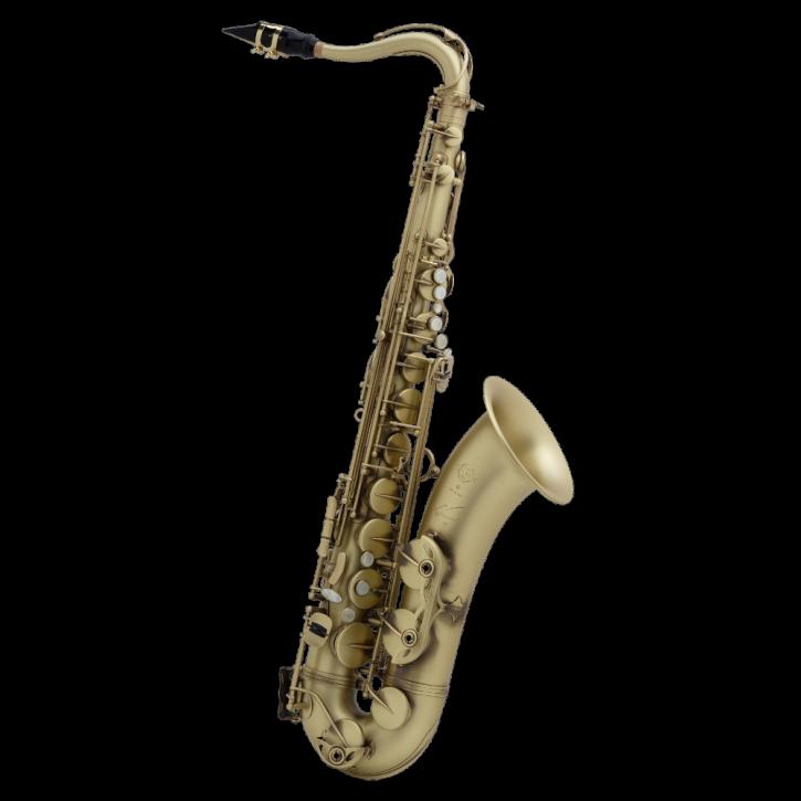 SELMER Baritonsaxophon SA80 II GOLDLACK SE-B2L