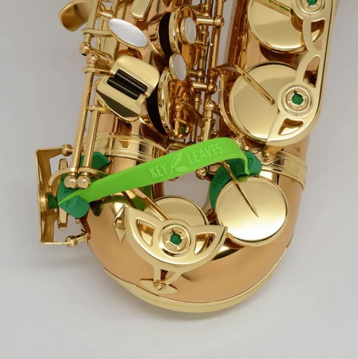 KEY LEAVES Saxophon Klappenkeile