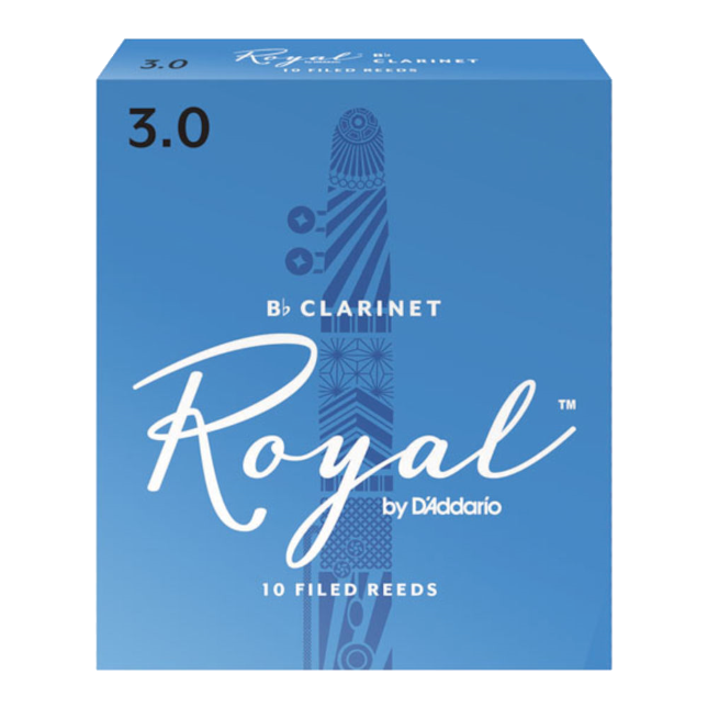 D'ADDARIO ROYAL Bb-Klarinette