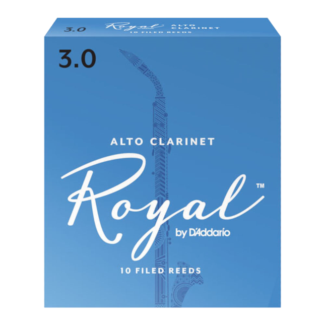 D'ADDARIO ROYAL Alt-Klarinette
