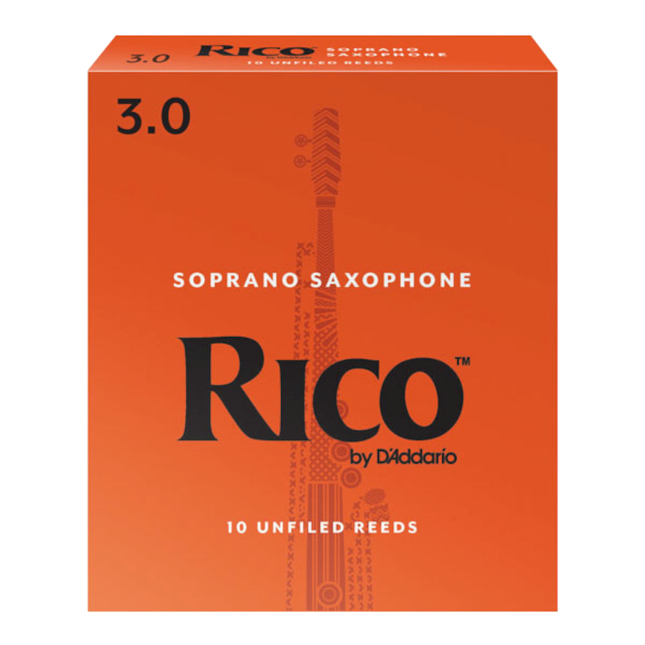 RICO Blätter Sopransaxophon 3,5