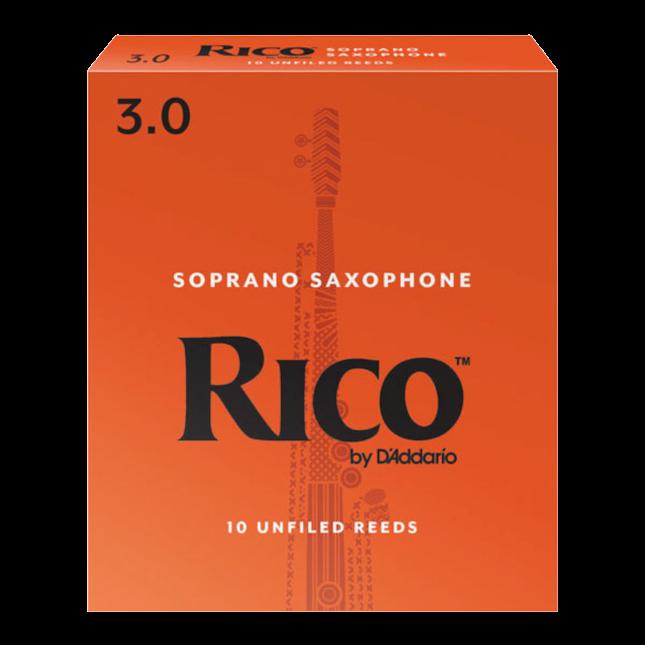 D'ADDARIO Rico Blätter Sopransaxophon