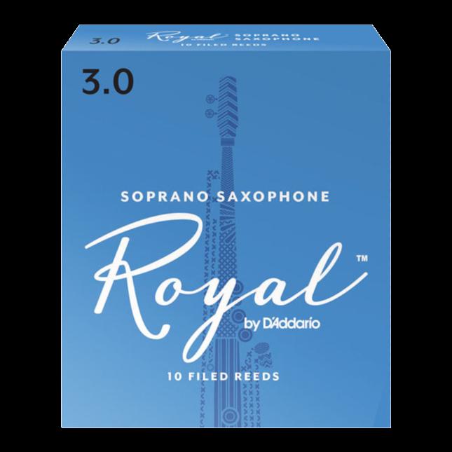 D'ADDARIO ROYAL Sopransaxophon