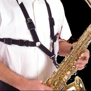 S42 SH Tragegurt Kinder S für Saxophon BG