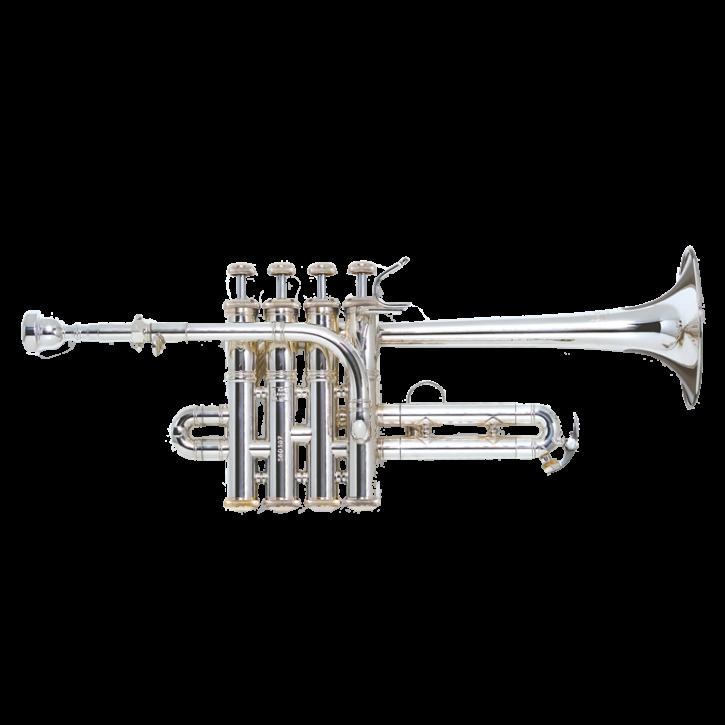 VINCENT BACH VBS196S Stradivarius Bb/A-Piccolo Trompete