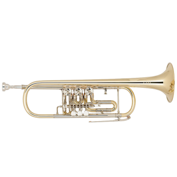MIRAPHONE Trompete Bb-9R 700A