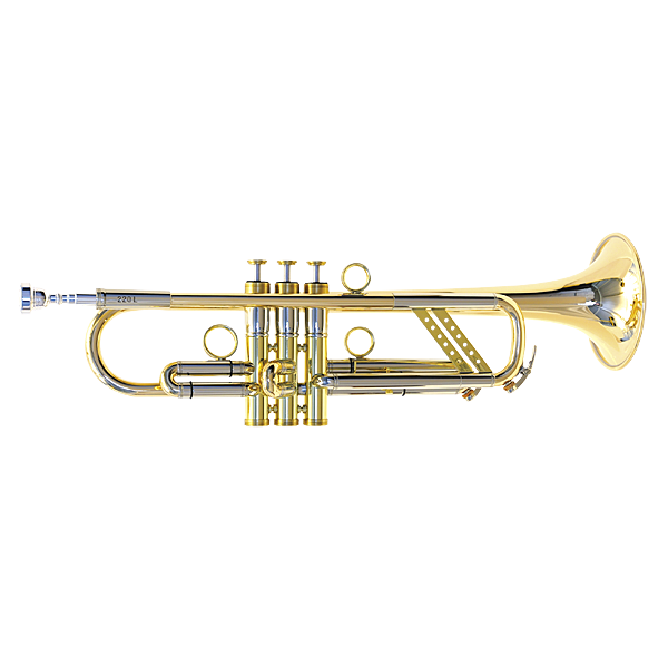 Ralf Radermacher HANDMADE B-Trompete 220 Heavy