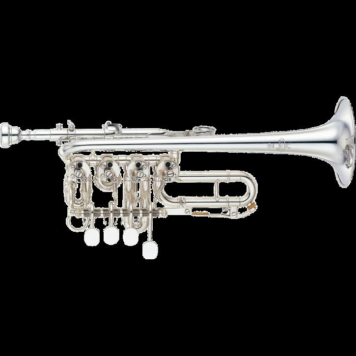 YAMAHA YTR-988 B/A-Piccolo-Trompete