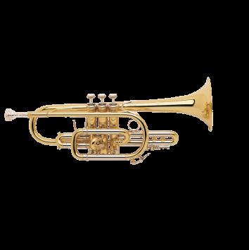 VINCENT BACH 181L Stradivarius B-Kornett