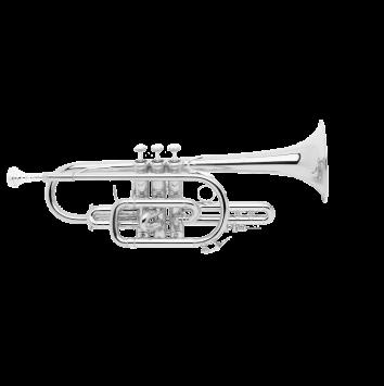 VINCENT BACH 181SML Stradivarius B-Kornett
