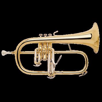 VINCENT BACH 183 Stradivarius B-Flügelhorn