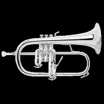 VINCENT BACH 183S Stradivarius B-Flügelhorn