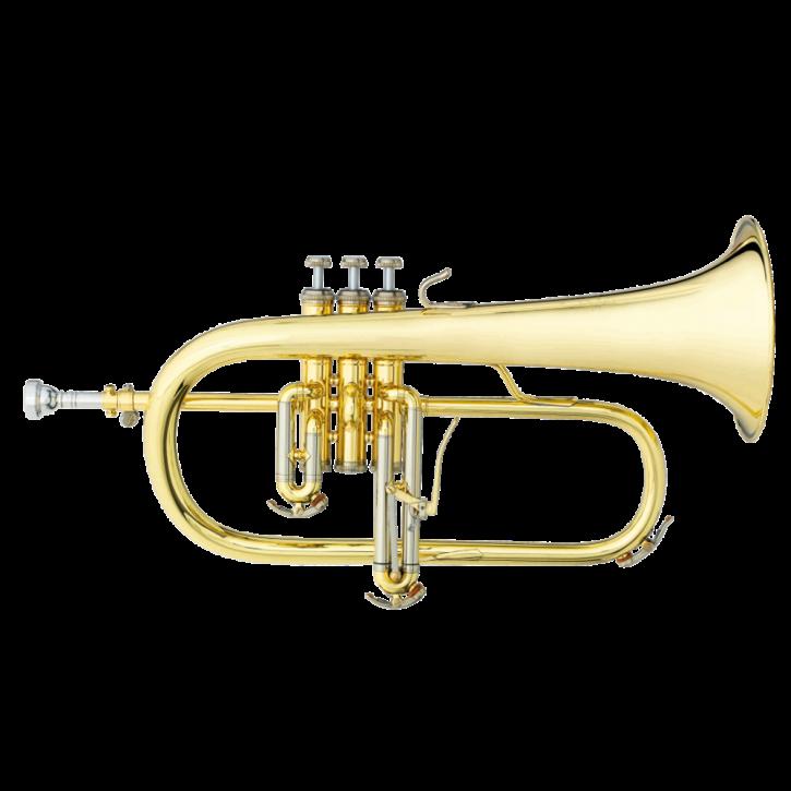 B&S B-Flügelhorn 3145G-L
