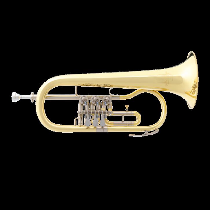 B&S B-Flügelhorn 17/2TR-L