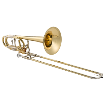 """KÜHNL & HOYER Bassposaune 186 26 NZ """"Orchestra symphonic"""" Hagmann"""