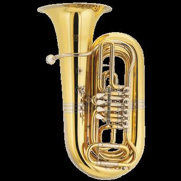 CERVENY CVBB 683-4 B-Tuba