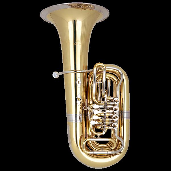MIRAPHONE B-Tuba BBb-86A 7000
