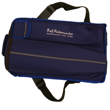 "RRB GigBag ""All in one"" Trompete Blau"