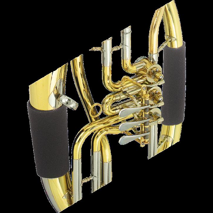 Handschutz für Bb-Tuba