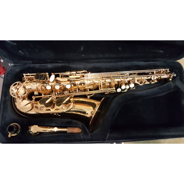 RRB Altsaxophon 146-3, gebraucht