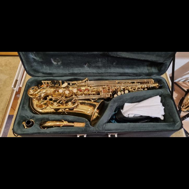 RRB Altsaxophon 146-6, gebraucht