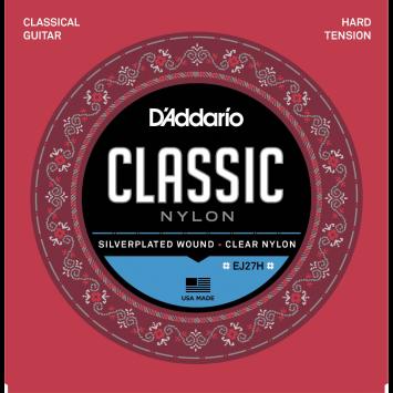D'Addario Saiten für Konzertgitarre, EJ27H