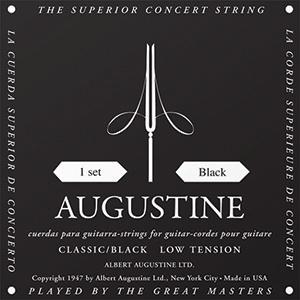 AUGUSTINE Saiten für Konzertgitarre -Low Tension-