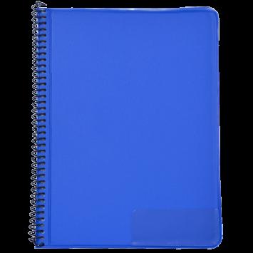 STAR Marsch-Notenmappe 245/10T Blau