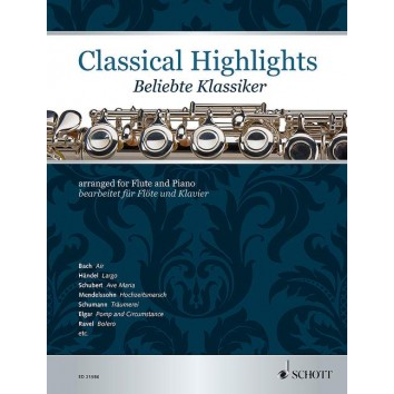 Classical Highlights für Querflöte - ED 21586