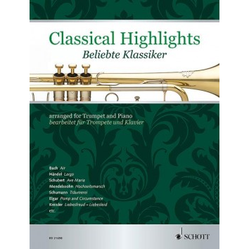 Classical Highlights für Trompete - ED 21698