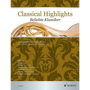 Classical Highlights für Horn - ED 22107