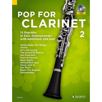 Pop for Clarinet Band 2