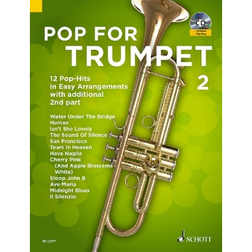 Pop for Trumpet Band 2
