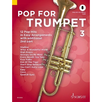 Pop for Trumpet Band 3
