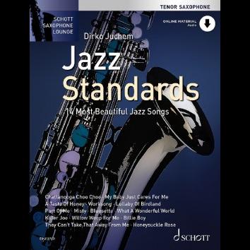 Jazz Standards für Tenorsaxophon - Schott Saxophone Lounge