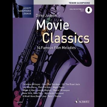Movie Classics für Tenorsaxophon - Schott Saxophone Lounge