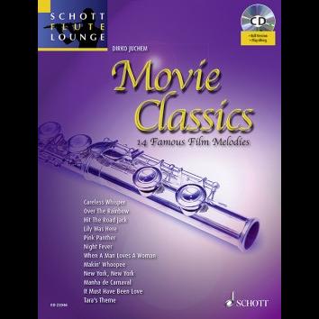 Movie Classics für Querflöte - Schott Flute Lounge