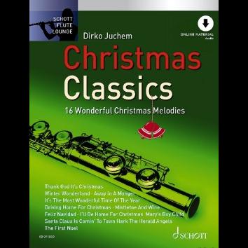 Christmas Classics für Querflöte - Schott Flute Lounge