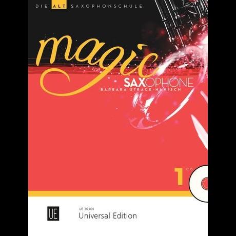 Magic Saxophone Band 1 für Altsaxophon +CD - UE 36001