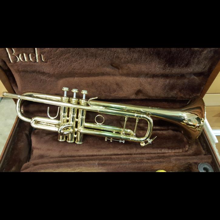 Vincent Bach B-Trompete Stradivarius 43, gebraucht