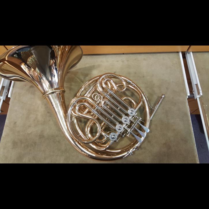 Hoyer Doppelhorn 801GA, gebraucht