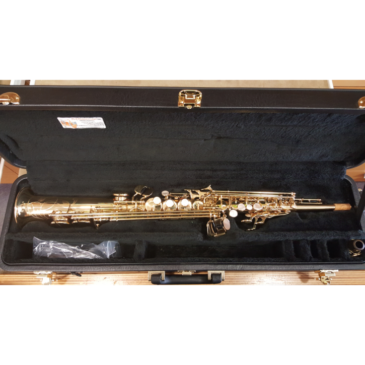 YANAGISAWA Sopransaxophon S-901, gebraucht