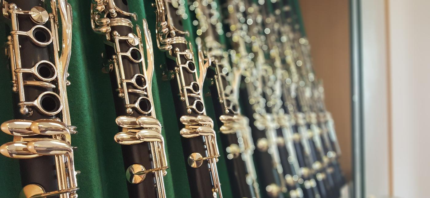 Verkauf und Vermietung von hochwertigen Holzblasinstrumenten namhafter Hersteller