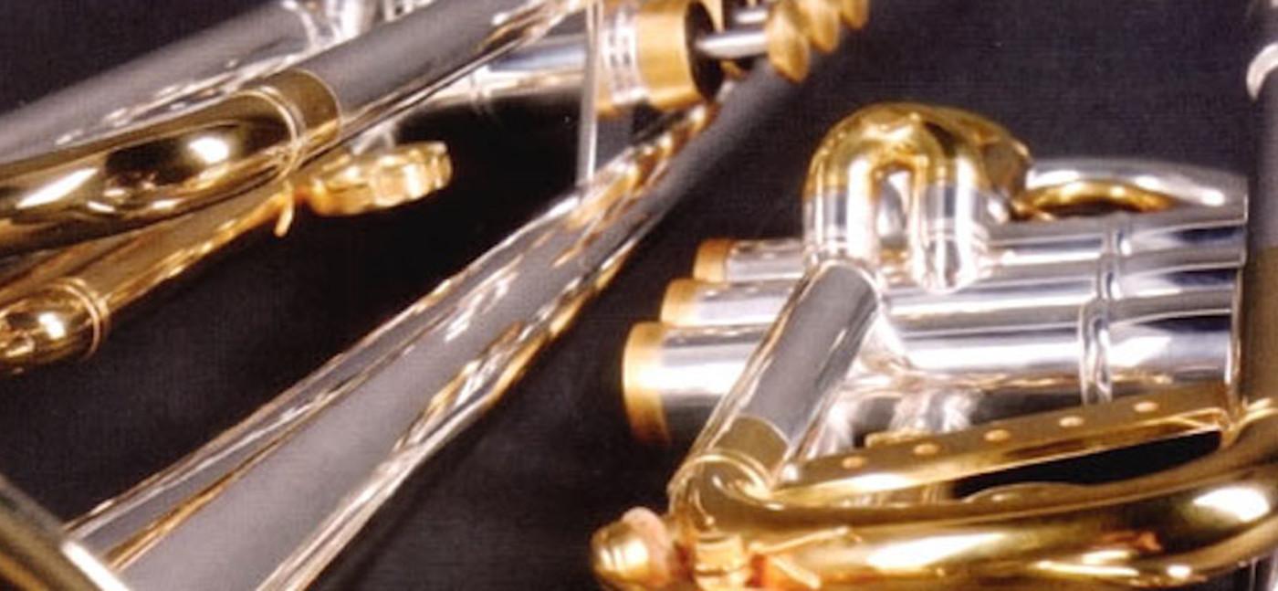 Handgemachte Trompeten aus unserer Meisterwerkstatt