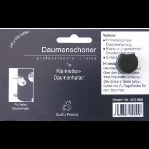 DAUMENSCHONER Klarinette F