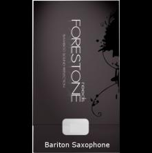 FORESTONE Plastikblatt Baritonsaxophon 1